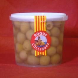 Olives farcies à la pâte d'anchois 250 g