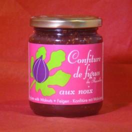 Confiture de Figues Bio aux noix 330 g