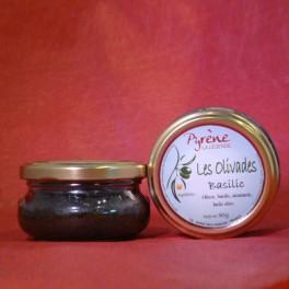 Olivade Basilic 90 g